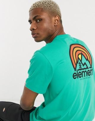 Element Sonata t-shirt in green