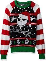 Hybrid Men's Let's Get Jolly Snowman Holiday Pullover