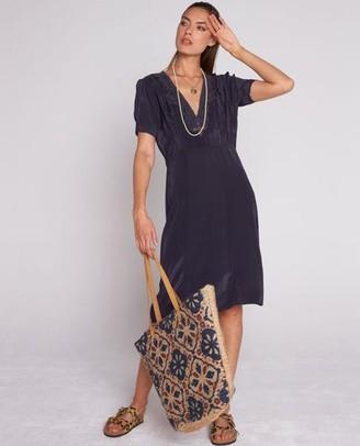 Swildens Bruni Black Dress - EU38 UK10