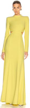 A.L.C. Gabriela Dress in Lemon | FWRD