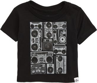 Kid Dangerous Boom Boxes Graphic T-Shirt