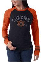 '47 Women's Auburn Tigers Top View Sweatshirt
