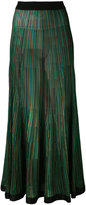 Sonia Rykiel long knitted skirt - women - Silk/Viscose - XS