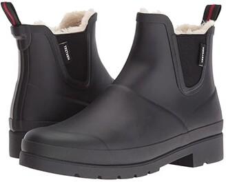 Tretorn Linawnt (Black/Black) Women's Boots