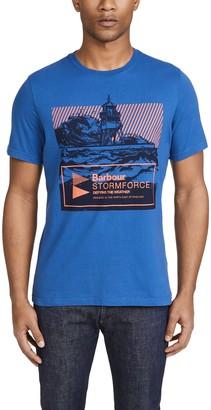 Barbour Break Graphic T-Shirt