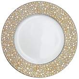 Caskata Ellington Shimmer Gold Dinner Plate