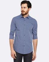 Oxford Kenton Mini Check Shirt