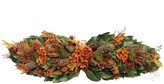 The Well Appointed House Dried Autumn Bouquet Thanksgiving Mantelpiece or Table Runner - Makes a Great Centrpiece