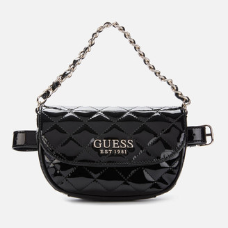 GUESS Women's Melise Belt Bag - Black