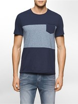 Calvin Klein Slim Fit Mod Stripe T-Shirt