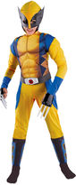 Disguise Costume, Boys or Little Boys Wolverine Classic Muscle Costume