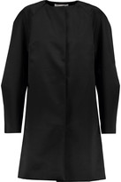 Vionnet Bead-embellished satin coat