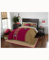 Northwest Company San Francisco 49ers 7-Piece Full Bed Set