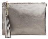 Merona Women's Faux Leather Pouch L