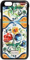 Dolce & Gabbana Maiolica Printed Iphone 6 Case