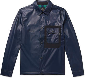 Paul Smith Textured-Shell Shirt Jacket