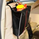 American Trends Auto Trash Stash Leakproof Car Litter Bag Back Seat Organizer