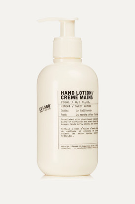 Le Labo Hinoki Hand Lotion, 250ml - Colorless