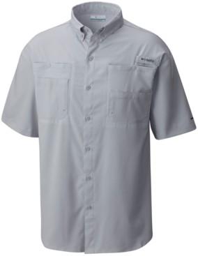 Columbia Men's Tall Pfg Tamiami Ii Short Sleeve Shirt