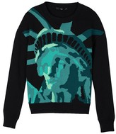 Tibi Lady Liberty Sweater