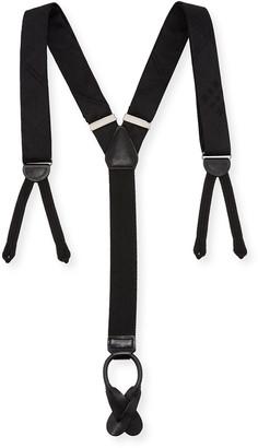 Trafalgar Formal Belmonte Silk Braces
