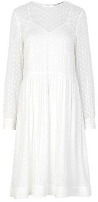 Samsoe & Samsoe Julia Dress White - XS