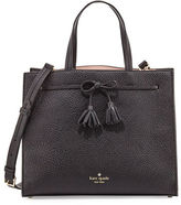 Kate Spade Hayes Street Isobel Leather Satchel Bag