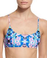 6 Shore Road Bella Reversible Swim Top, Pacific Floral