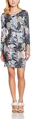 Yumi Tree Print Jersey Dress