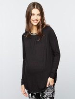 A Pea in the Pod Keyhole Detail Maternity Top
