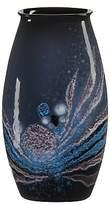 Poole Pottery Celestial Manhattan Vase, H26cm, Grey/ Blue