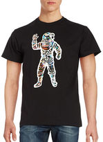 Billionaire Boys Club Astronaut Graphic Short Sleeved Tee