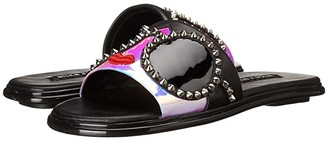 Alice + Olivia Valma (Iridescent/Black/Poppy) Women's Shoes