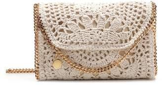 Stella McCartney Falabella Crochet Shoulder Bag