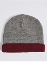 Marks and Spencer Kids Water Resistant Reversible Beanie