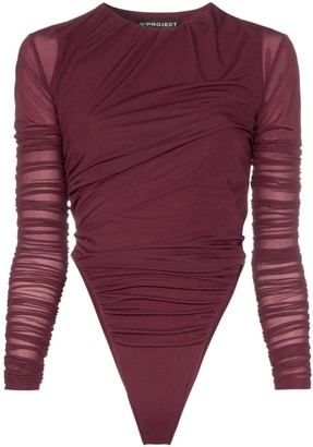 Y/Project Ruched Detail Body