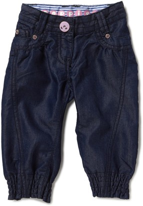Noppies Girls' Trousers Blue Size 104 cm (4-5 Years)