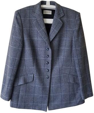 Basler Multicolour Wool Jacket for Women