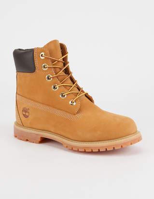 """Timberland 6"""" Premium Waterproof Womens Boots"""
