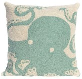 Liora Manné Octopus Throw Indoor/Outdoor Throw Pillow