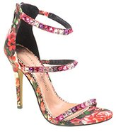 Chinese Laundry Women's Jitters Floral Em Dress Sandal