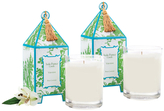 Seda France Vervaine Pagoda Candles (10 OZ) (Set of 2)