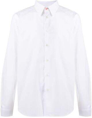 Paul Smith Artist Stripe Cuff shirt