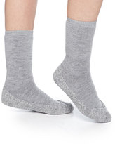 Falke Cozy Plush House Shoes, Gray