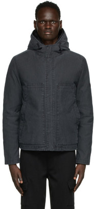 Army by Yves Salomon Yves Salomon - Army Navy Down and Shearling Jacket