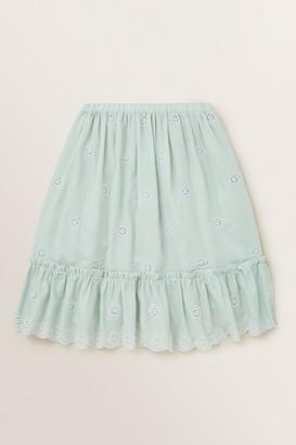 Seed Heritage Broderie Skirt