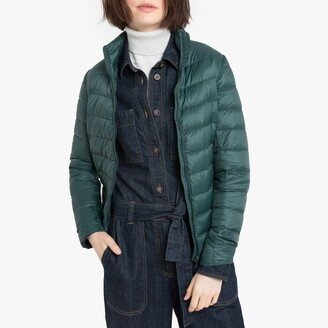 La Redoute Collections Lightweight Down Padded Jacket with Pockets