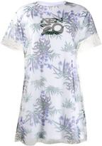 Kenzo Sea Lily T-shirt dress