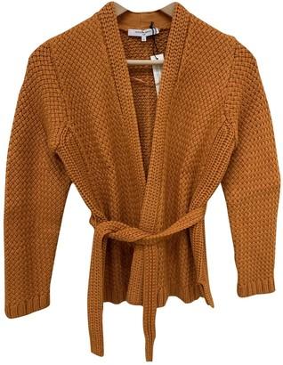Gerard Darel Orange Cotton Knitwear for Women