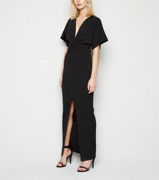 New Look Twist Front Maxi Dress